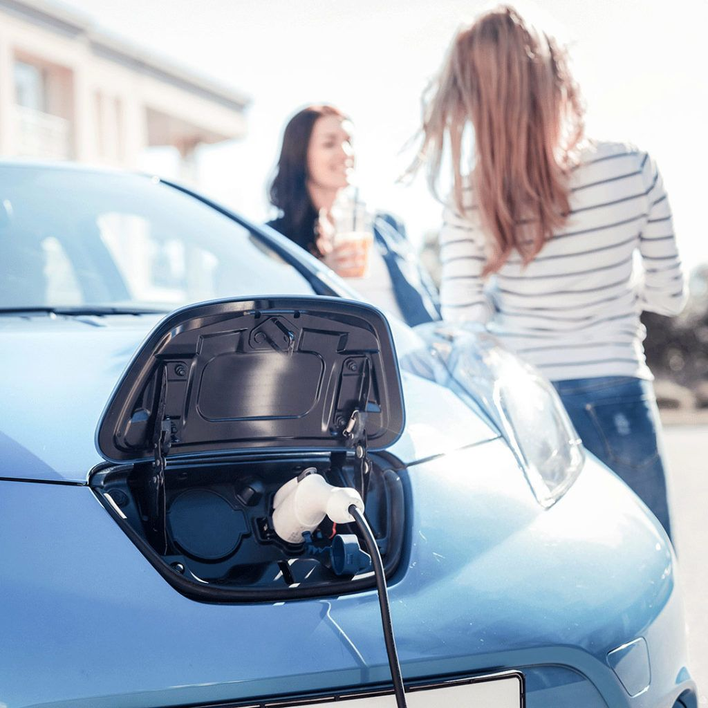 home EV charging point installations